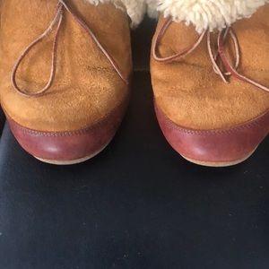 Acorn Shoes - Acorn sheepshead men's slippers